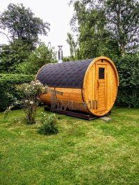 udendørs tønde sauna i Tyskland