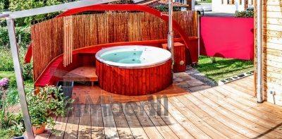 udendørs jacuzzi hot tub projekter