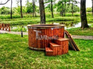 Elektrisk udendørs spa bad til 6-8 personer