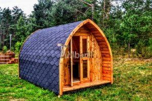 campinghytter træhytte til salg